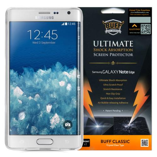 Buff Galaxy Note Edge Ekran Koruyucu Film Garant
