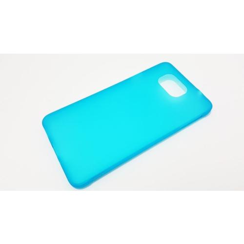 Spada Samsung Galaxy Alpha Spada Mavi Silikon Kılıf