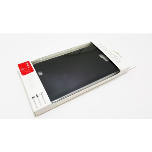 Spada Samsung Galaxy Note 2 Spada Siyah Silikon Kılıf