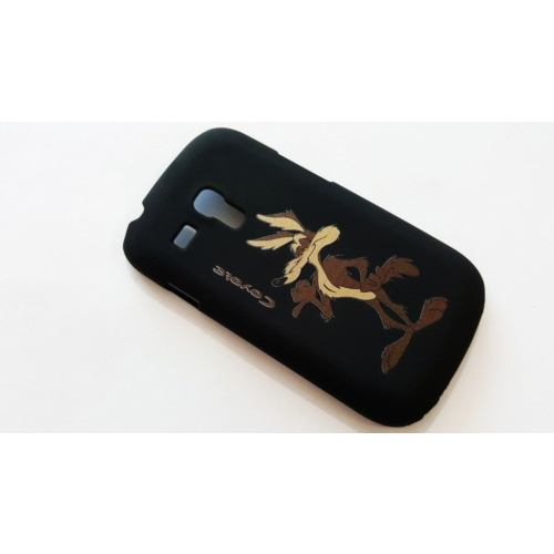 Mobillife Samsung Galaxy S3 Mini Coyote Rubber Silikon Kılıf