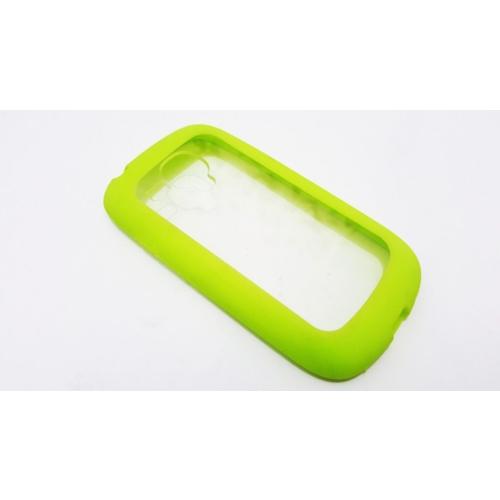 Mobillife Samsung Galaxy S3 Mini Yeşil Kenar Silikon Kılıf
