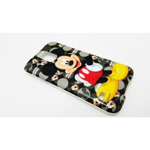 Mobillife Samsung Galaxy S 5 Mickey Desenli Silikon Kılıf