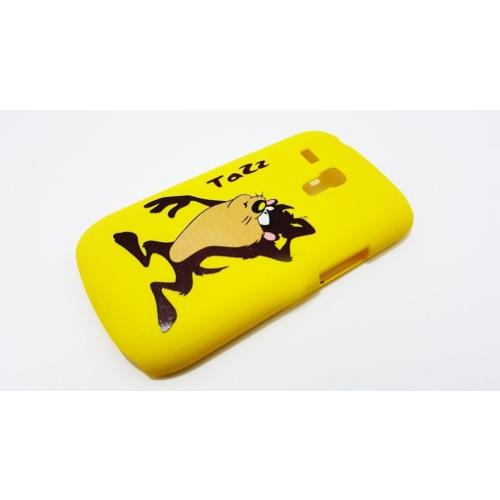 Mobillife Samsung Galaxy S3 Mini Taz Sarı Kılıf