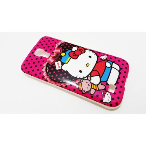 Mobillife Samsung Galaxy S4 Hello Kitty Kılıf