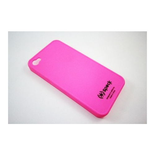 Mobillife Apple İphone 4/4S Rubber Silikon Pembe Kılıf