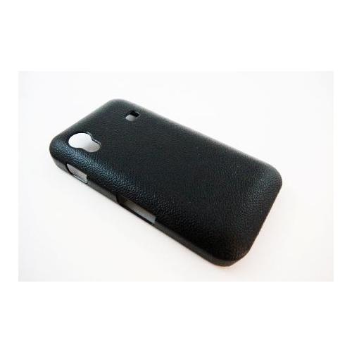 Mobillife Samsung Galaxy Ace Siyah Rubber Kılıf