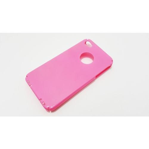 Mobillife Apple İphone 4/4S Pembe Rubber Kılıf