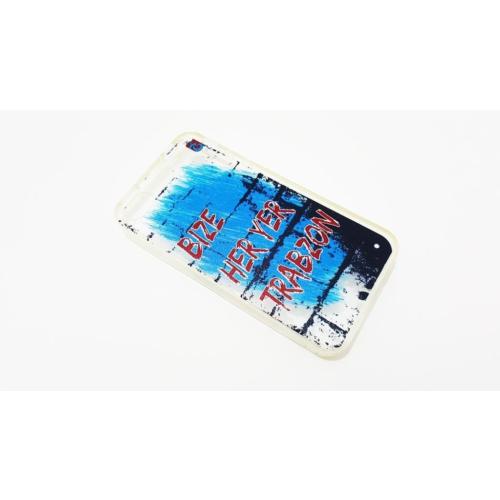 Mobillife Apple İphone 4/4S Ts Silikon Kılıf