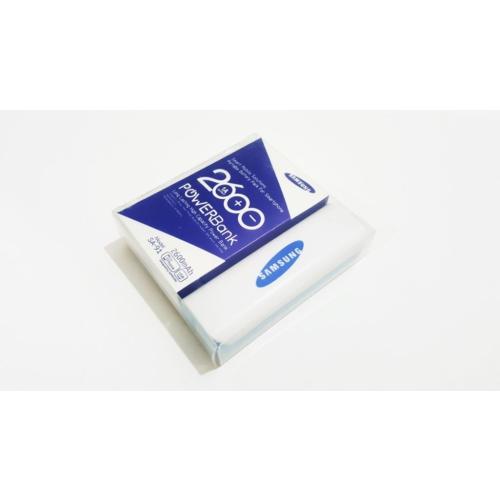 Mobillife Samsung 2600 Mah Açık Mavi Power Bank