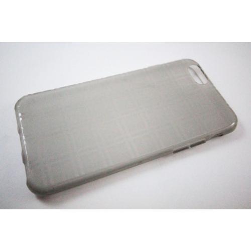 Mobillife Apple İphone 6 / 6 S Desenli Gri Silikon Kılıf