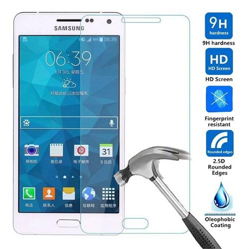 Inovaxis Samsung A5 Kırılmaya Dayanıklı Temperli Cam Ekran Koruyucu
