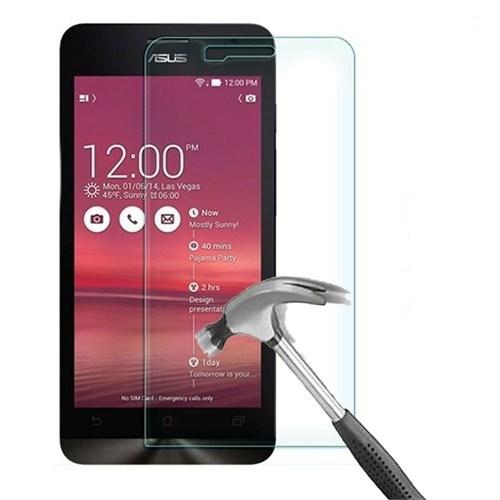 Inovaxis Asus Zenphone 5 Kırılmaya Dayanıklı Temperli Cam Ekran Koruyucu