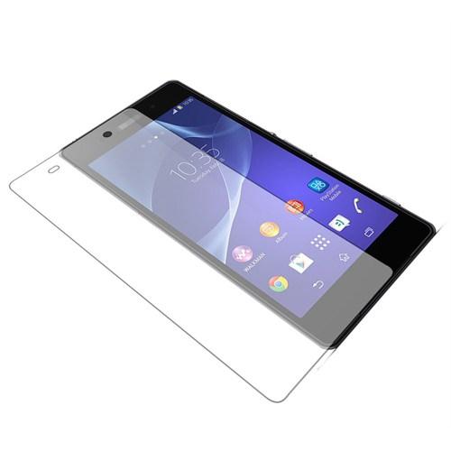 Inovaxis Sony Z4 Kırılmaya Dayanıklı Temperli Cam Ekran Koruyucu