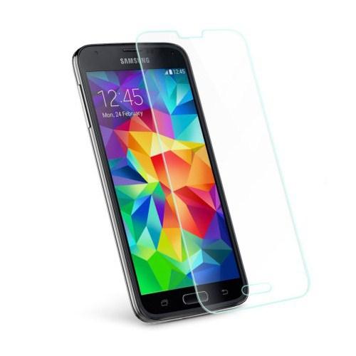 Inovaxis Samsung S5 Mini (4'Lü Ekonomik Paket) Kırılmaya Dayanıklı Temperli Cam Ekran Koruyucu