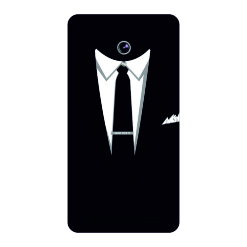 Bordo Asus Zenfone 6 Kapak Kılıf Baskılı Silikon