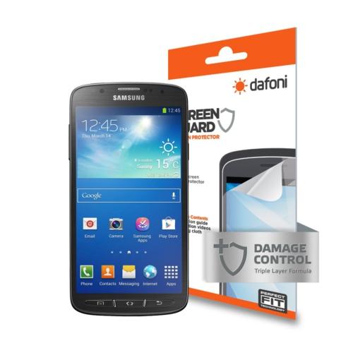 Dafoni Samsung i9295 Galaxy S4 Active Darbe Emici Ekran Koruyucu Film