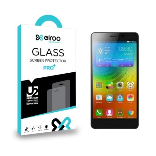 Eiroo Lenovo A6000 Tempered Glass Cam Ekran Koruyucu