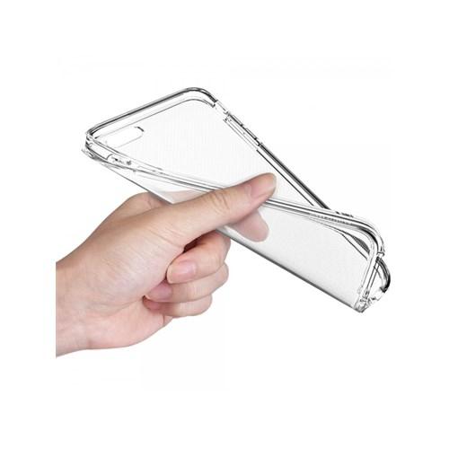Angel Eye Samsung Galaxy S6 İnce Silikon Koruyucu Arka Kılıf Şeffaf