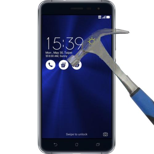 Teleplus Asus Zenfone 3 Temperli Kırılmaz Cam Ekran Koruyucu