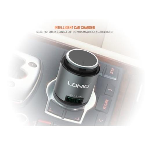 Fineblue Araç Oto Şarj Cihazı + Bluetooth Kulaklık Müzik Dinleme 2 Si 1 Arada