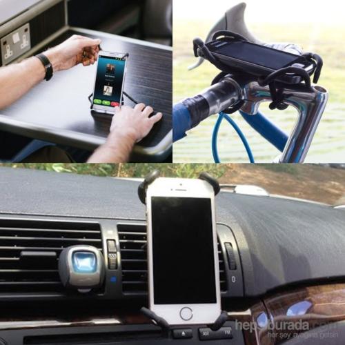 Vip Araç İçi Spider Podium Örümcek Telefon - Tablet Standı