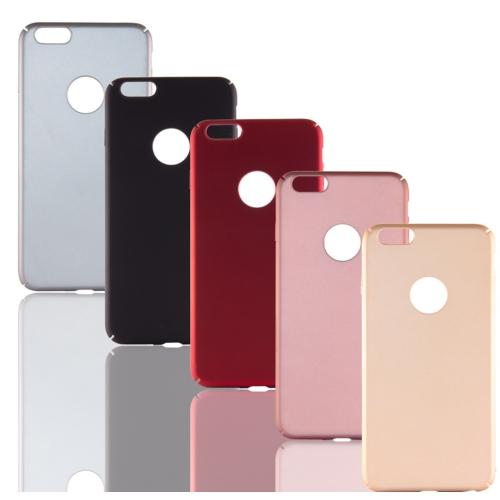 Rubber iPhone 5/5s Renkli Rubber Kılıf
