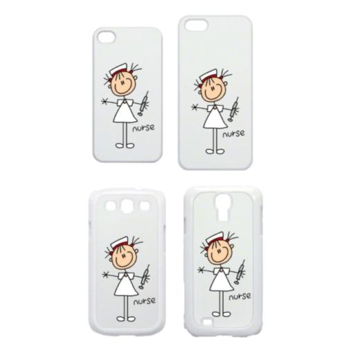 XukX Dizayn Hemşire Telefon Kapağı İphone 4/5 – Galaxy S3/S4