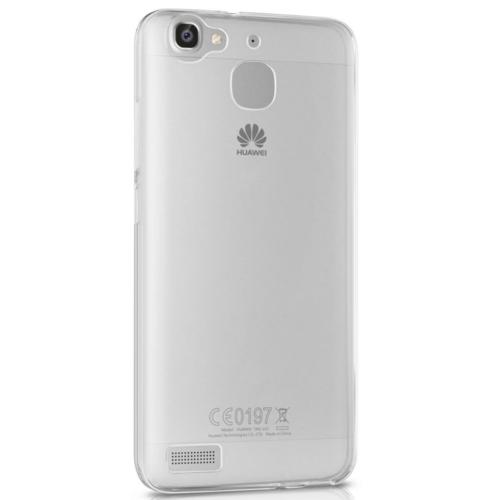 Teleplus Huawei Gr3 Silikon Kılıf Şeffaf