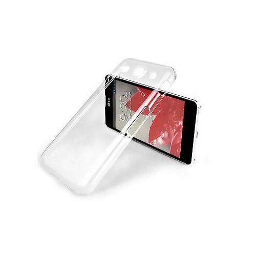 Blueway Lg G2 Mini Kırılmaz Cam Ekran Koruyucu + Şeffaf Silikon Kılıf