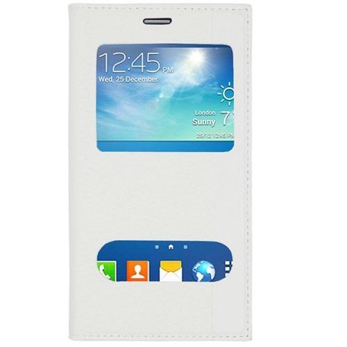 Logi Samsung Galaxy A5 Kapaklı Pencereli Kılıf