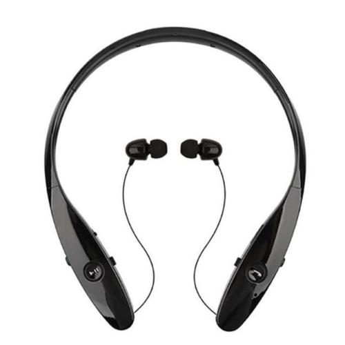 HBS-900 Premium Bluetooth Stereo Enseden Kulaklık Gold
