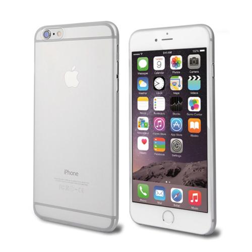 CaseUp Apple iPhone 6 Kılıf İnce Silikon Kırılmaz Cam