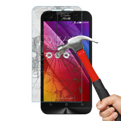 CaseUp Asus Zenfone 2 Laser 5.0'' CaseUp Ekran Koruyucu