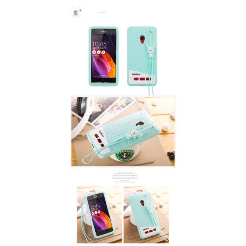 CaseUp Fabitoo Asus Zenfone 5 Candy Kılıf Kırılmaz Cam