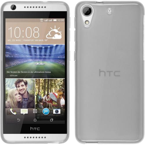 CaseUp HTC Desire 626 Kılıf İnce Silikon Kırılmaz Cam