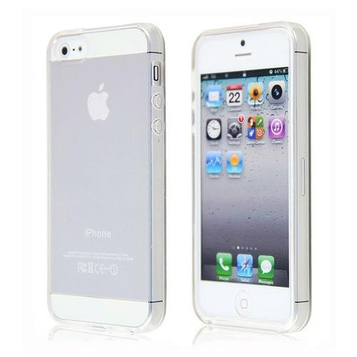 CaseUp iPhone 5 5S Antishock soft kılıf Kırılmaz Cam