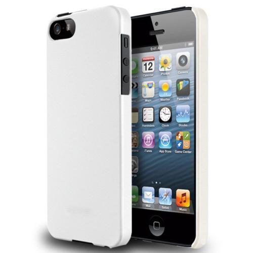 CaseUp iPhone 5 5S Rubber kılıf Kırılmaz Cam