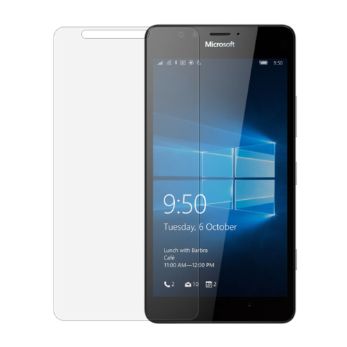 CaseUp Microsoft Lumia 950 CaseUp Şeffaf Ekran Koruyucu