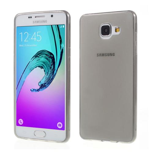 CaseUp Samsung Galaxy A5 2016 Kılıf İnce Silikon Kırılmaz Cam