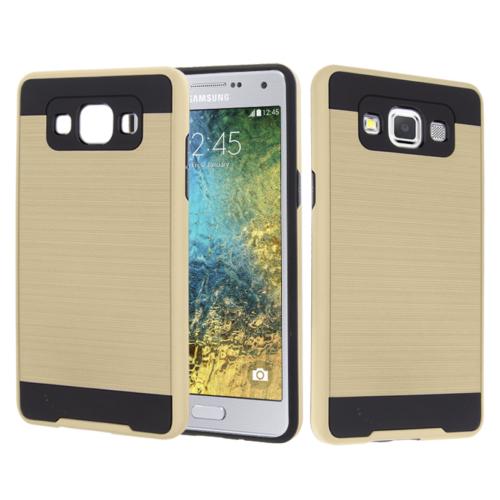 CaseUp Samsung Galaxy E7 Kılıf Çift Katman Korumalı Kırılmaz Cam
