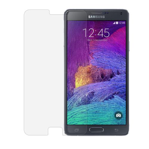 CaseUp Samsung Galaxy Note 4 CaseUp Şeffaf Ekran Koruyucu