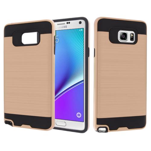 CaseUp Samsung Galaxy Note 5 Kılıf Çift Katman Korumalı Kırılmaz Cam