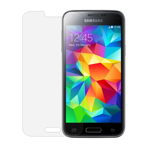 CaseUp Samsung Galaxy S5 CaseUp Şeffaf Ekran Koruyucu