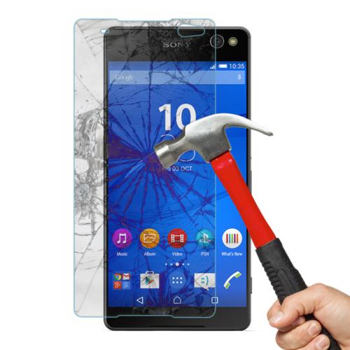 CaseUp Sony Xperia C5 Ultra CaseUp Ekran Koruyucu