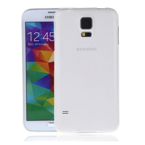 CaseUp ultra thin 0.2mm kılıf Samsung Galaxy S5 Kırılmaz Cam
