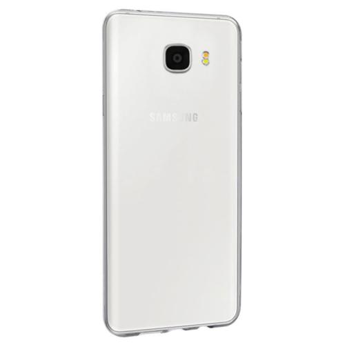 Gpack Samsung Galaxy C7 Kılıf 0.2Mm Silikon