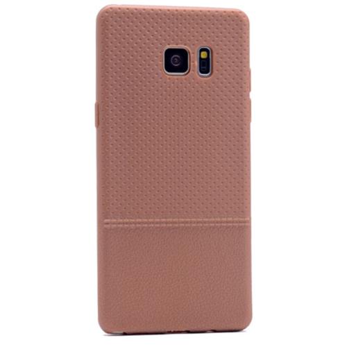 Gpack Samsung Galaxy Note 5 Kılıf Matrix Desenli Silikon