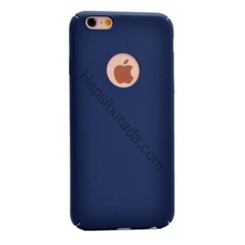 Case 4U Apple iPhone 6 İnce Arka Kapak Lacivert