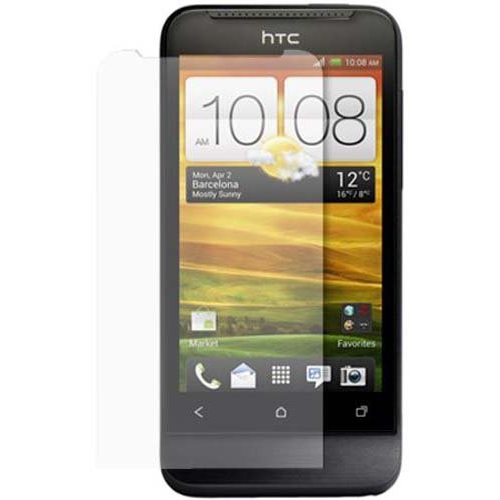 Case 4U HTC One V Ekran Koruyucu (Parmak izi bırakmaz)