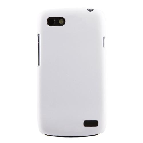 Case 4U HTC One V Beyaz Kapak